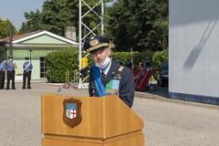 Il Generale Francesco Vestito al comando della Prima Regione Aerea