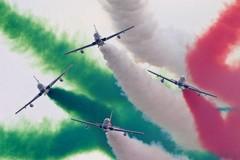 Frecce Tricolori a Giovinazzo: istruzioni per l'uso