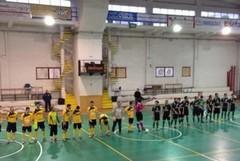 Futsal in partita fino al 2-2, poi la resa
