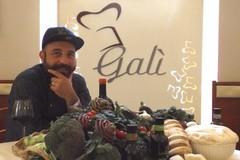 Il ristorante Galì festeggia 15 anni di attività