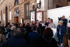 A Bari la manifestazione dei giornalisti per la libertà di stampa
