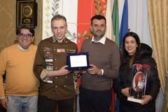Nicola Giotti premiato dalla Città Metropolitana di Bari