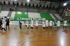La Tombesi dilaga soltanto nel finale: Giovinazzo battuto 0-5