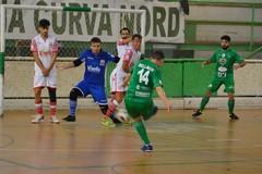 Giovinazzo C5, rimonta d'orgoglio: Zago salva il derby, finisce 4-4