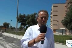 Depalma presenta i lavori per la Greenway cittadina (VIDEO)