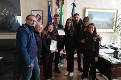 Il Comune di Barletta premia Benedetta Schifano
