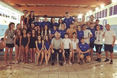 "Successi Netium al ""Bari Swimming Contest"""