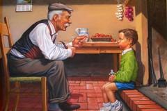 """""""Il nonno racconta"""": concluso il progetto a cura della Touring Juvenatium"""