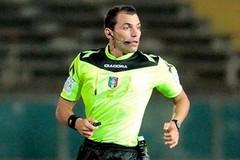 Illuzzi quarto uomo in Genoa-Torino. Ma non si gioca