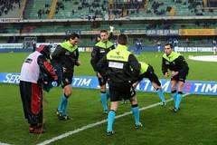 Oggi Lorenzo Illuzzi è il quarto uomo in Cittadella-Reggiana
