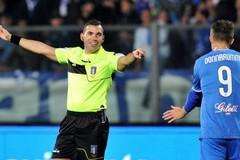 Lorenzo Illuzzi arbitra Ternana-Foggia