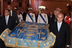 Oggi il Manto della Madonna arriva in Concattedrale