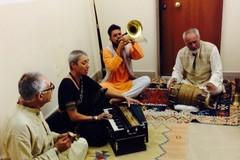 Incontro in musica tra Michele Jamil Marzella ed i Prem Bhai