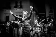 """La piazza si scalda con la """"ControOrchestra"""" Big Band e Michele Jamil Marzella"""