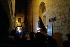 Stasera l'Addolorata per le strade di Giovinazzo
