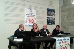 Referendum, il NO secco di Forza Italia