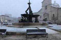Arriva il gelo su Giovinazzo. E domenica possibili nevicate