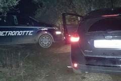 Ford Focus rubata recuperata dalla Metronotte