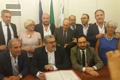 Michele Emiliano assegna le nuove deleghe assessorili