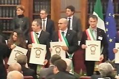 Giovinazzo premiata al Senato (FOTO)