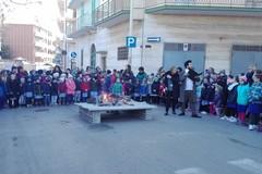 Fuochi di Sant'Antonio Abate, ieri il banditore nelle scuole