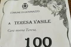Nonna Teresa compie 100 anni: domani la festa