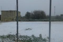 Nevicata a Giovinazzo: LE FOTO