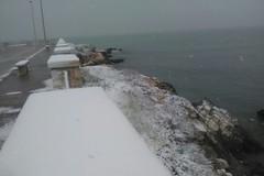 Vento forte e gelo questa sera su Giovinazzo