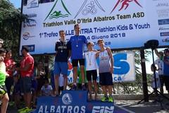 Michele Marco Viscoso, il baby fenomeno del triathlon