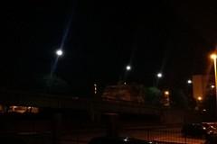 Calvalcaferrovia di via Daconto: lampioni fuori produzione. Presto si cambia