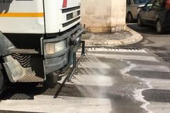 Pulizia delle strade, nuovo impulso al servizio meccanizzato