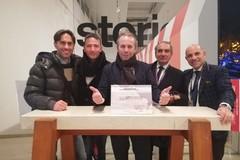 Urbanpromo, ieri la delegazione giovinazzese premiata a Milano