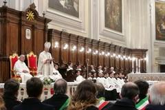 Monsignor Cornacchia celebra l'inizio della Visita Pastorale in diocesi