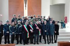 San Sebastiano, festa per la Polizia Locale di Giovinazzo, Molfetta e Terlizzi