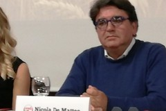 Nicola De Matteo ospite dell'Associazione Nazionale Carabinieri