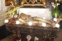 Stasera in Concattedrale si parla del restauro del Cristo Morto