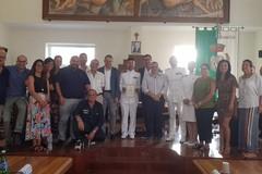 Encomio del Consiglio comunale di Giovinazzo per il luogotenente Rosario Paesano