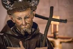 Ieri sera la fiaccolata e la processione in onore di San Francesco d'Assisi (FOTO)