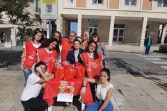 Mele AISM, a Giovinazzo venduti 55 sacchetti per la lotta contro la Sclerosi Multipla