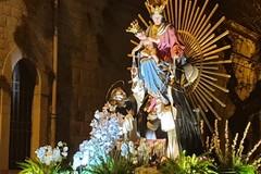 Il cuore dei giovinazzesi rivolto alla Beata Vergine del Rosario (FOTO)