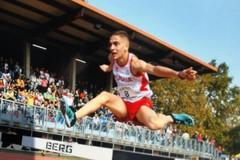 Atletica leggera, Antonio Bonvino è argento ai campionati italiani U16