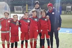 La Bruno Soccer a scuola dall'Invicta Matera, affiliata alla Juventus