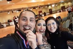 La coppia Bologna-Serrone bronzo ai Campionati Mondiali di danza sportiva