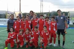 I giovani della Bruno Soccer ancora a scuola dall'Invicta Matera