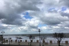 Torna il maltempo su Giovinazzo: oggi pioggia e venti meridionali