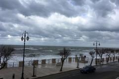Allerta meteo: sabato con temporali su Giovinazzo