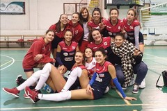 Rimonta Volley Ball. Sotto 0-2 con la Lavinia Group Trani, vince 3-2