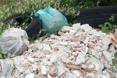 Eternit, scarti edili e pneumatici: al setaccio la lama Castello
