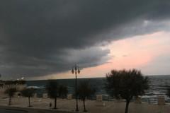Nuova allerta meteo su Giovinazzo