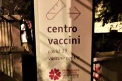 """Punto Vaccinale a Giovinazzo nella palestra della """"San Giovanni Bosco"""